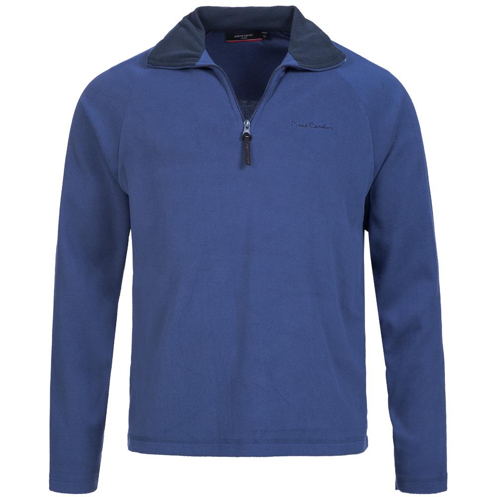 pierre cardin herren fleece sweatshirt fleecejacke sweatshirt pullover. Black Bedroom Furniture Sets. Home Design Ideas