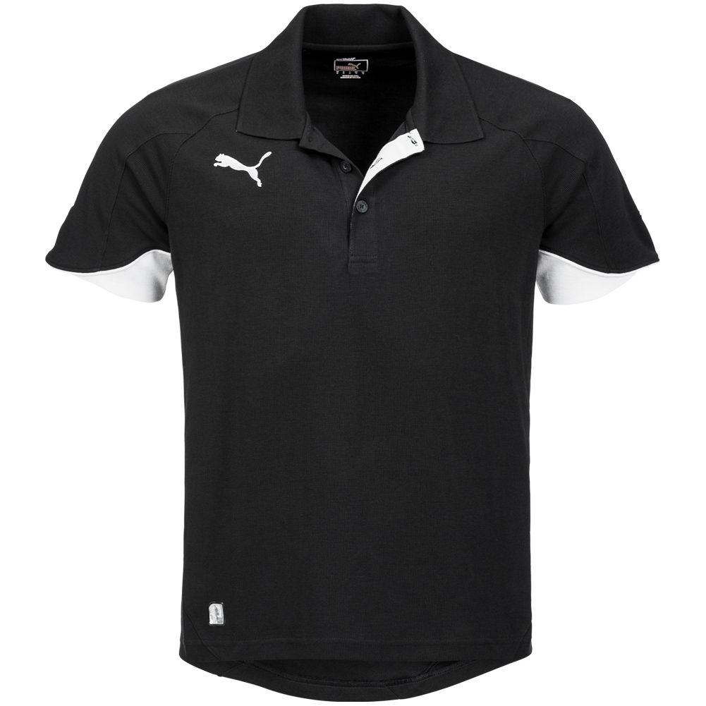 puma herren polo shirt freizeit polo shirt s m l xl 2xl 3xl poloshirt. Black Bedroom Furniture Sets. Home Design Ideas