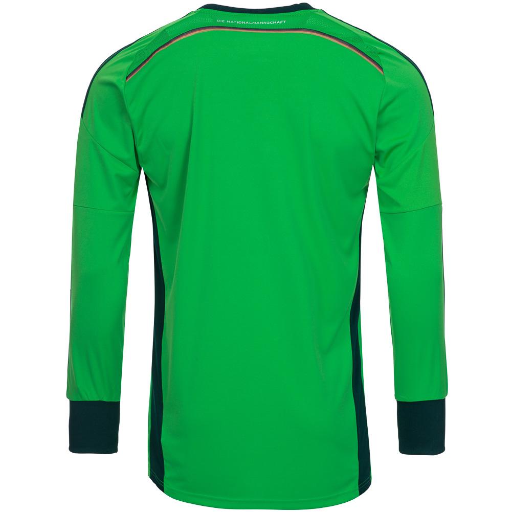 DFB Germany adidas Goalkeeper Jersey D85421 Men'S ...