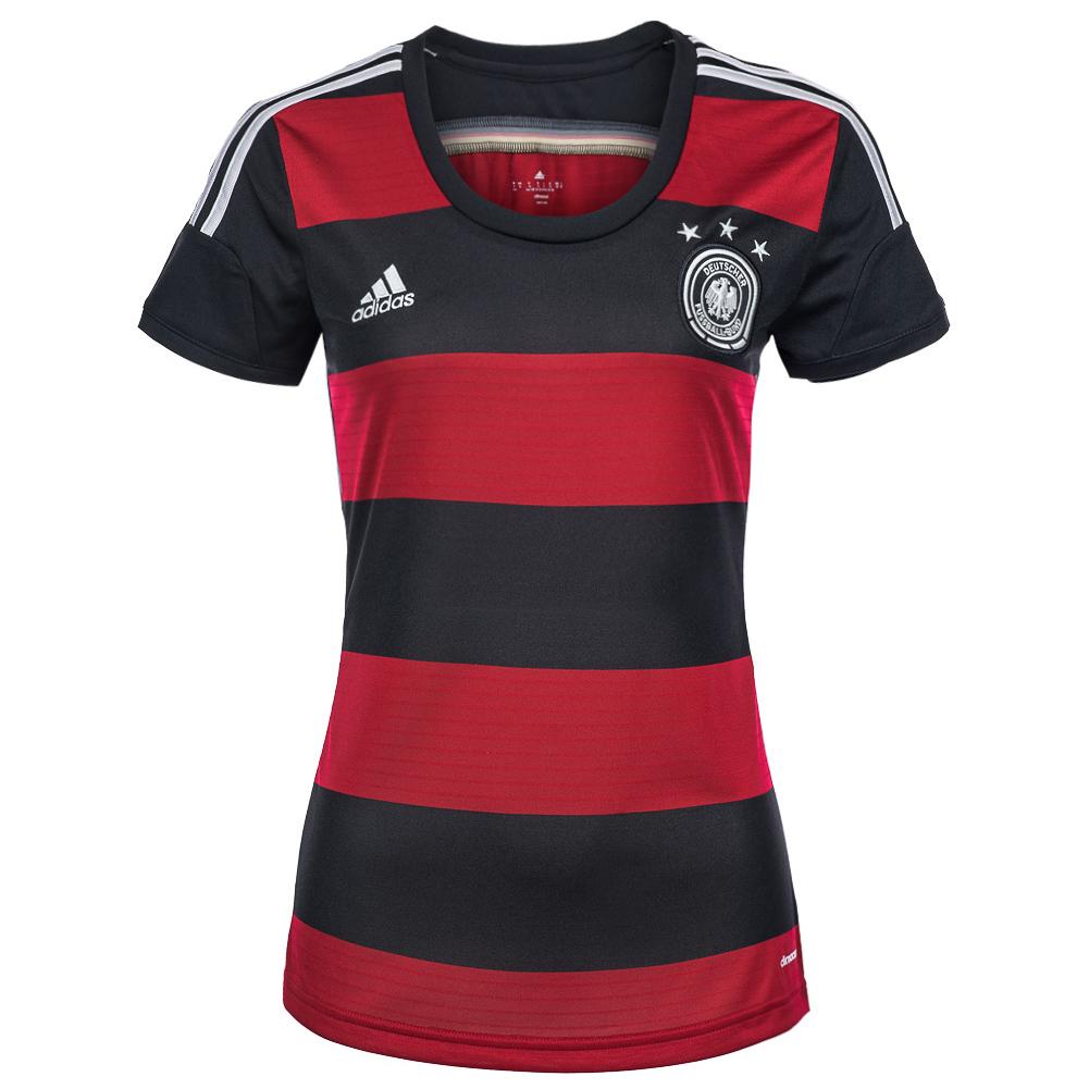 dfb deutschland adidas damen ausw rts trikot g74523 shirt. Black Bedroom Furniture Sets. Home Design Ideas
