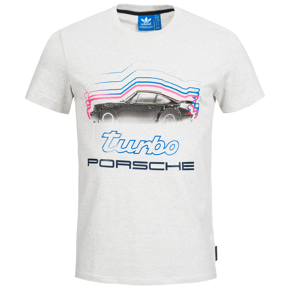 adidas originals porsche herren t shirt speedster turbo. Black Bedroom Furniture Sets. Home Design Ideas