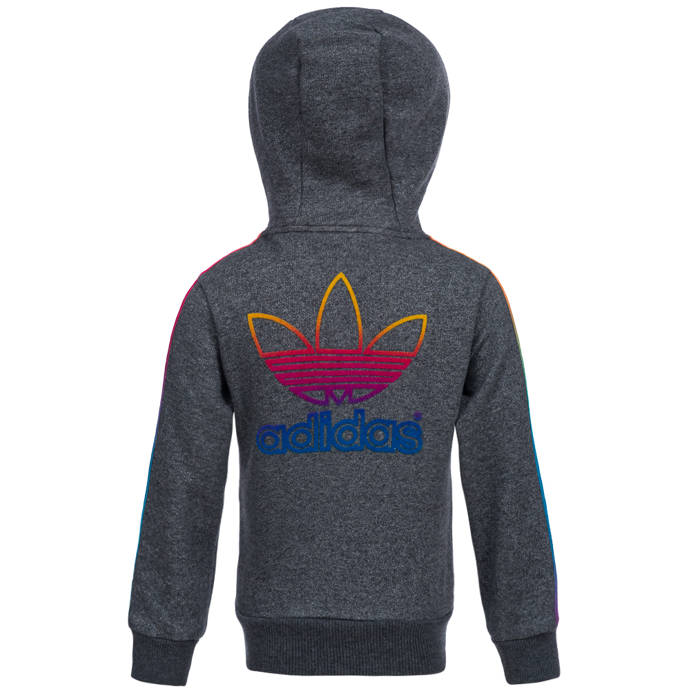 adidas originals j f fleece top baby hood sweat jacket hooded jacket m66046 new ebay. Black Bedroom Furniture Sets. Home Design Ideas