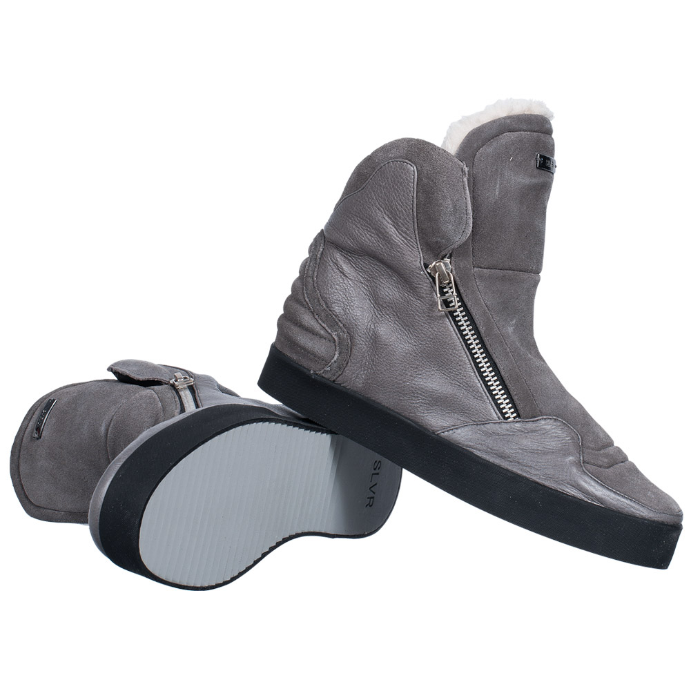 adidas slvr damen high top sneaker 36 37 38 39 40 41 42 turnschuhe. Black Bedroom Furniture Sets. Home Design Ideas