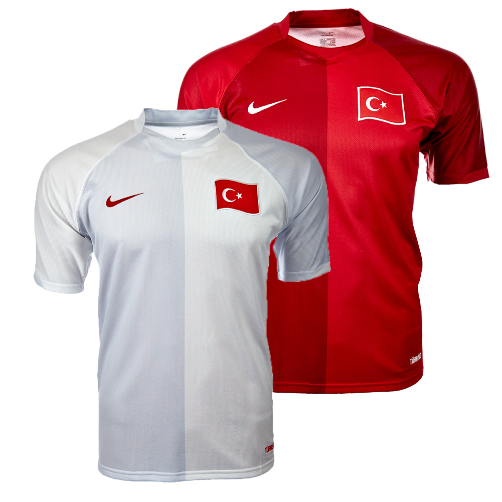 turkey nike jersey 109278 turkey national team s m l xl. Black Bedroom Furniture Sets. Home Design Ideas
