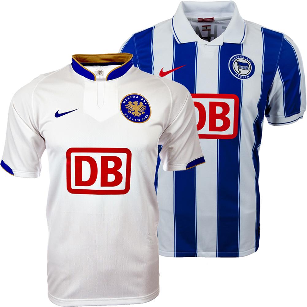 Hertha bsc berlin trikot nike xs s m l xl xxl jersey 1 for Bundesliga trikots
