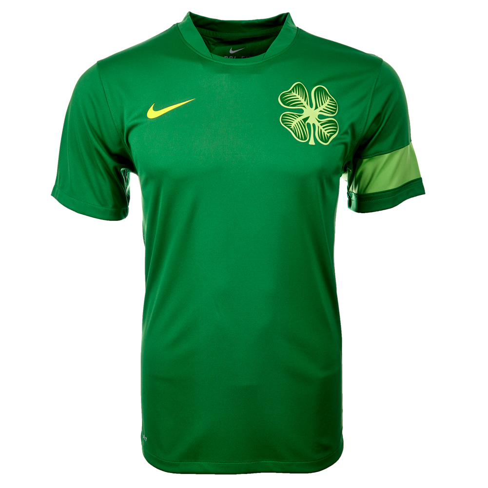 Celtic Glasgow Fc Training Jersey Nike 381824-390 ...