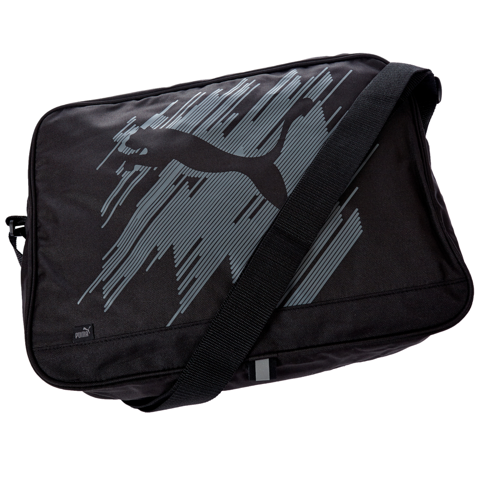 Puma Echo Shoulder Messenger Bag 100