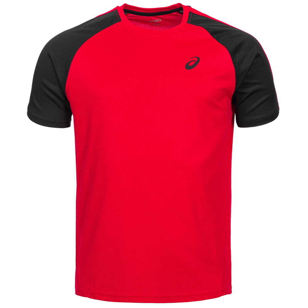 asics running shirt