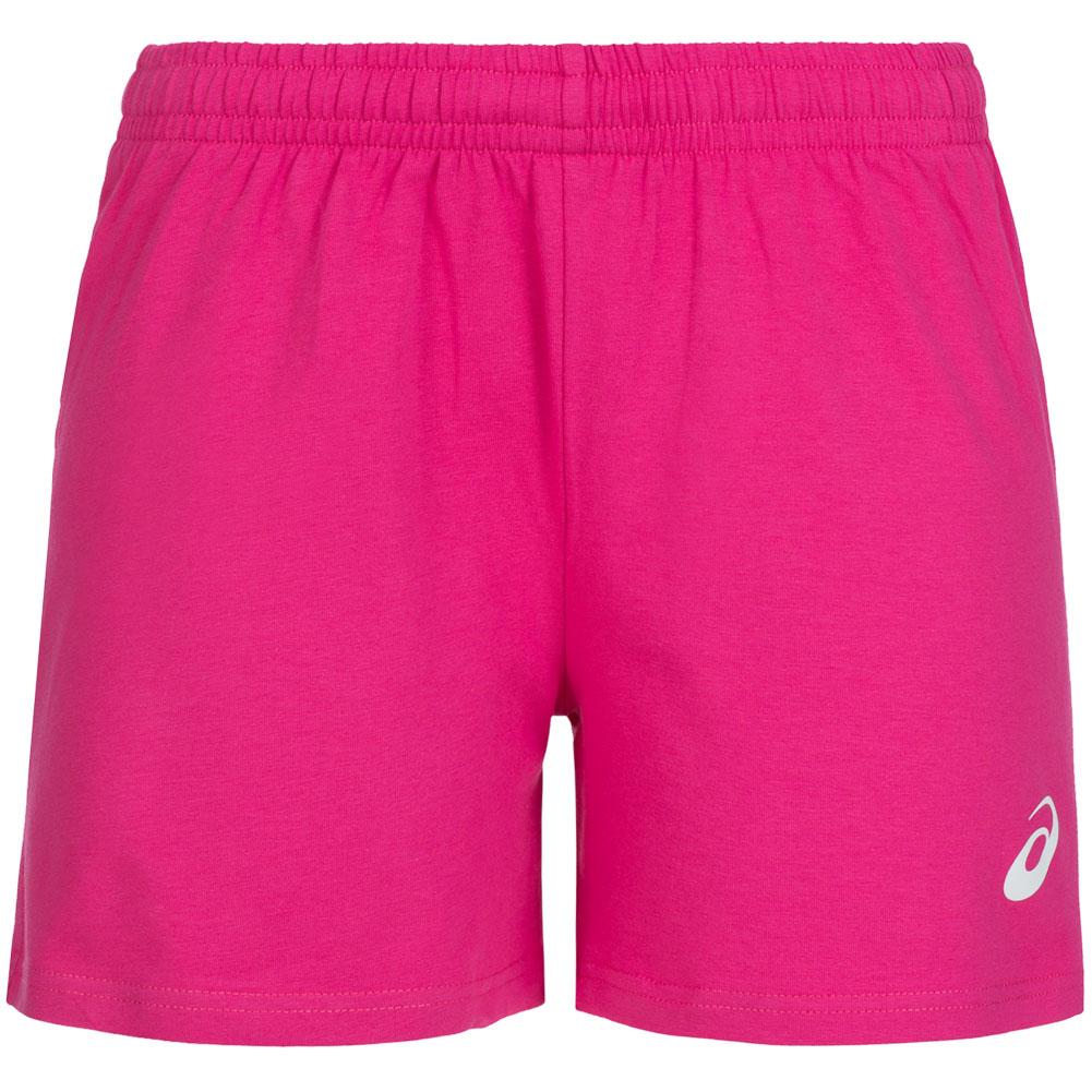 asics damen running shirt shorts xs s m l xl fitness mode. Black Bedroom Furniture Sets. Home Design Ideas