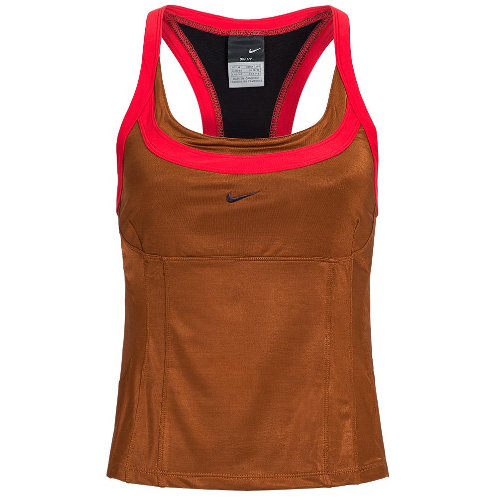 nike damen fitness tank top shirt 146392 232 sport. Black Bedroom Furniture Sets. Home Design Ideas