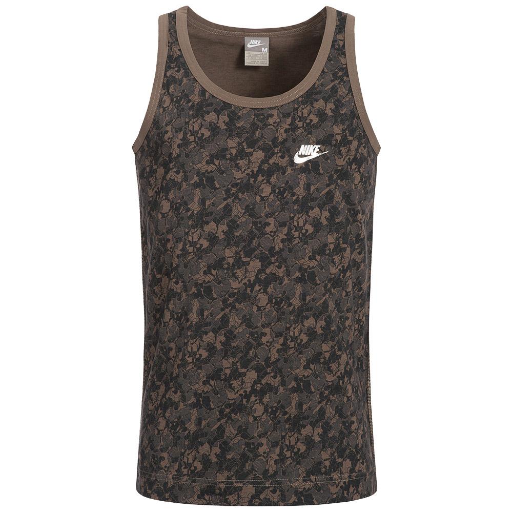 nike herren tank top shirt fusion slim fit tee 235986. Black Bedroom Furniture Sets. Home Design Ideas