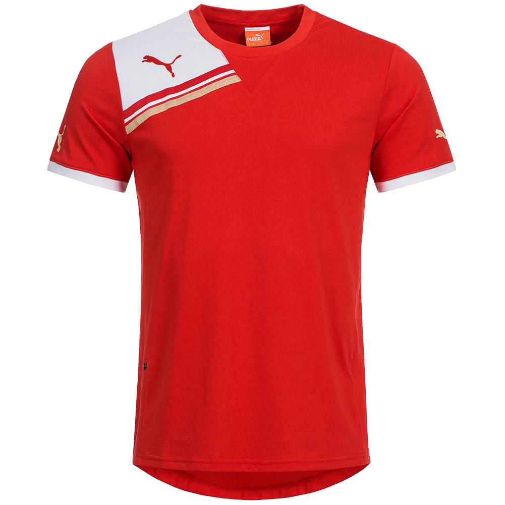 Puma X Trapstar T-Shirt - Puma White |Cool Puma Soccer Shirts