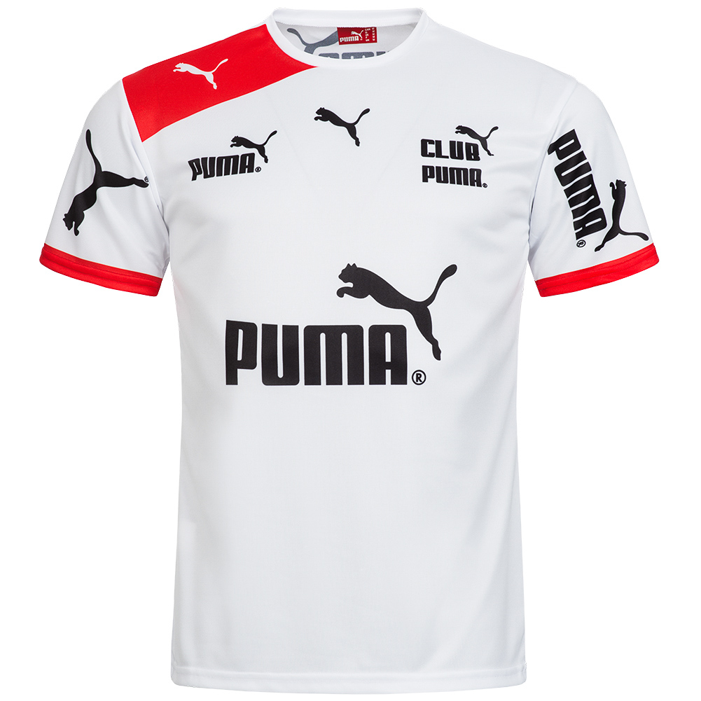 puma rugby trikot my team shirt trainings trikot herren jersey muster sport neu ebay. Black Bedroom Furniture Sets. Home Design Ideas