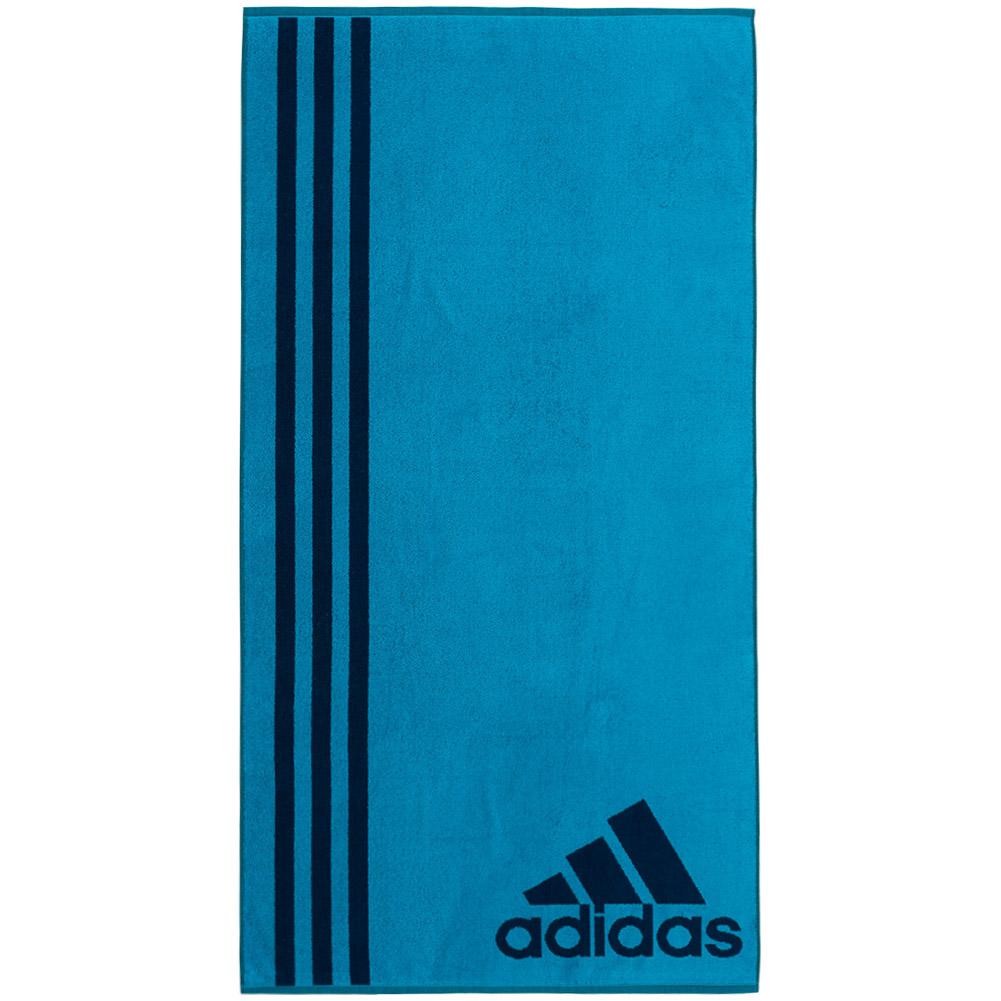 adidas towel l handtuch 140 cm x 70 cm badetuch strandtuch. Black Bedroom Furniture Sets. Home Design Ideas