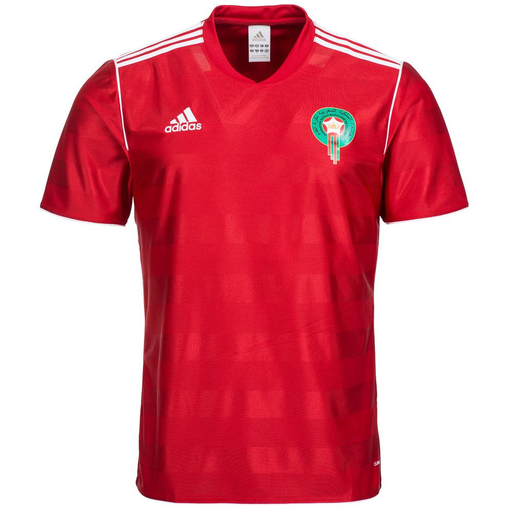marokko adidas heim trikot 190140 herren home jersey. Black Bedroom Furniture Sets. Home Design Ideas