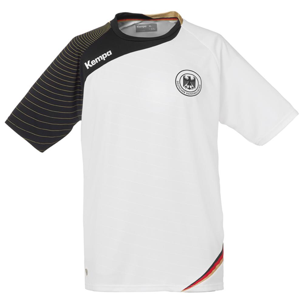 dhb deutschland kempa handball trikot kinder herren heim ausw rts jersey neu ebay. Black Bedroom Furniture Sets. Home Design Ideas