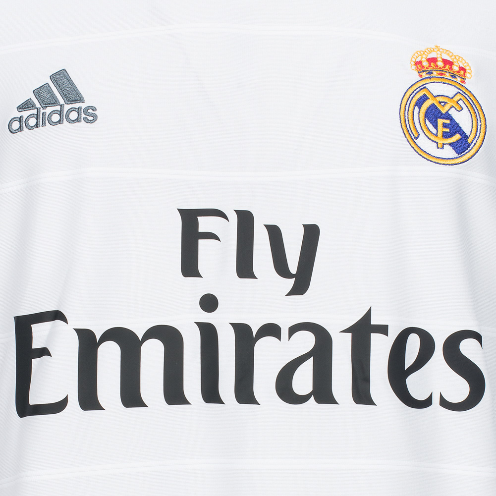 real madrid champions league trikot