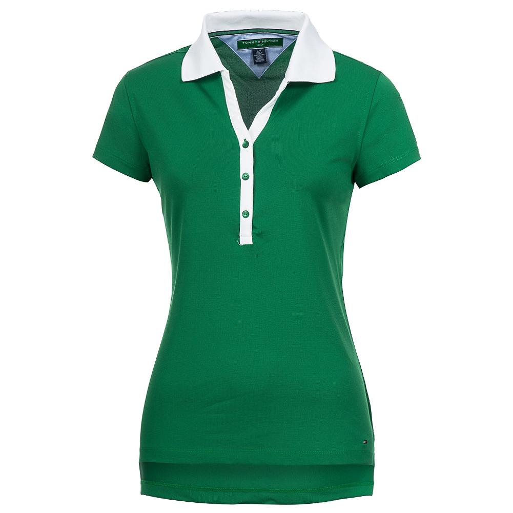tommy hilfiger meryl damen golf polo shirt tw105 poloshirt. Black Bedroom Furniture Sets. Home Design Ideas