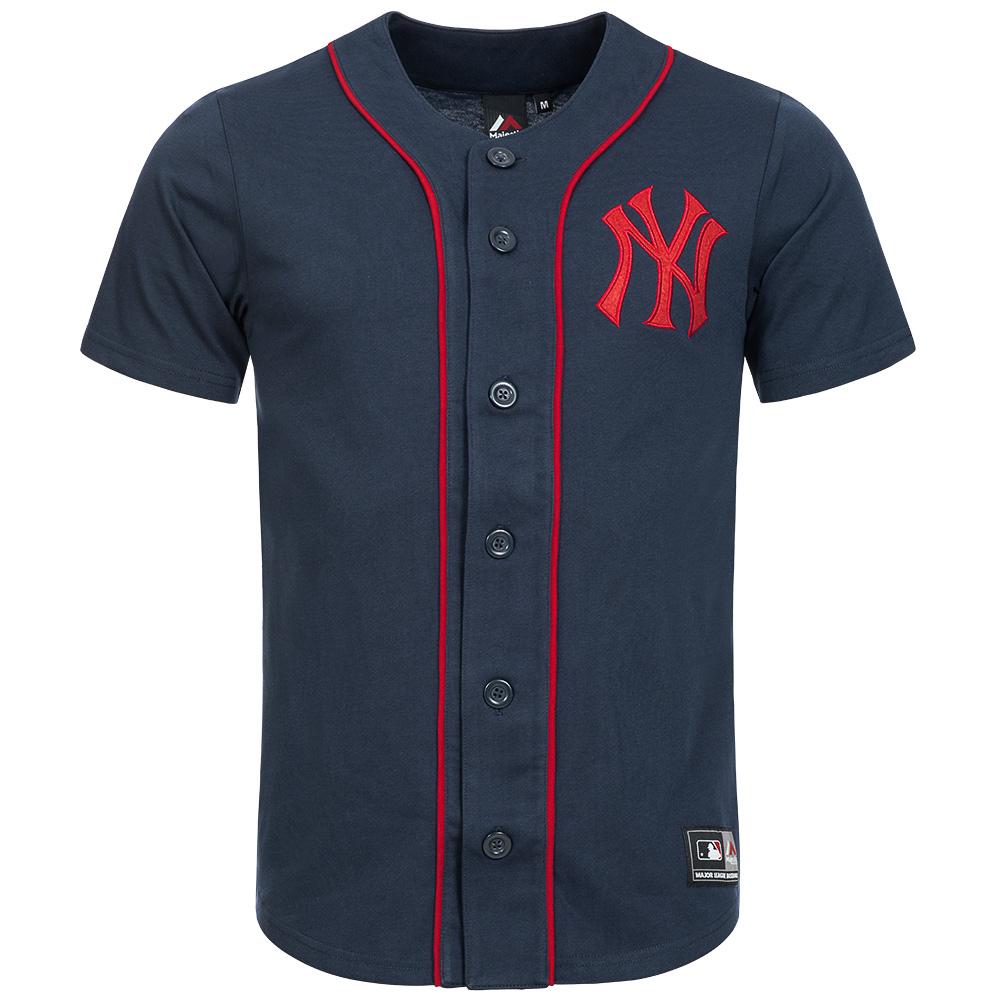 new york yankees majestic lipman player jersey trikot mlb