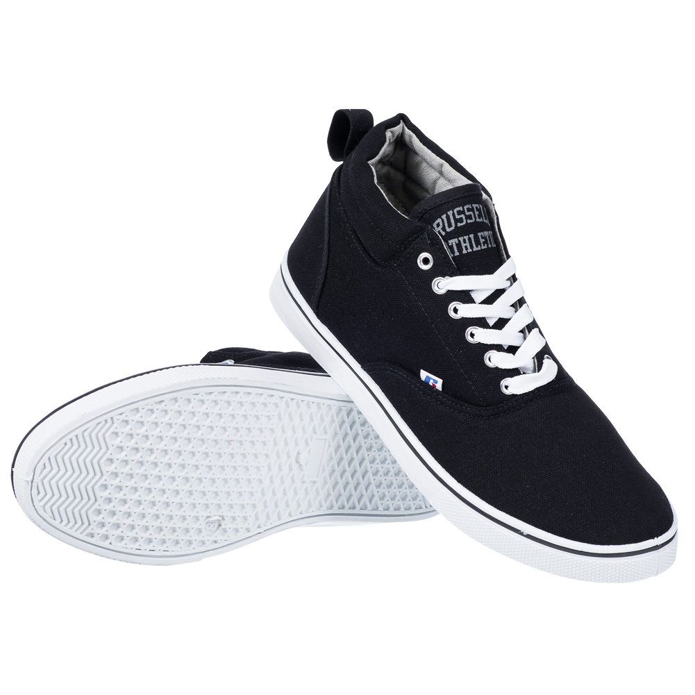 russell athletic herren freizeit schuhe sneaker oxford lace mid cut shoes neu ebay. Black Bedroom Furniture Sets. Home Design Ideas