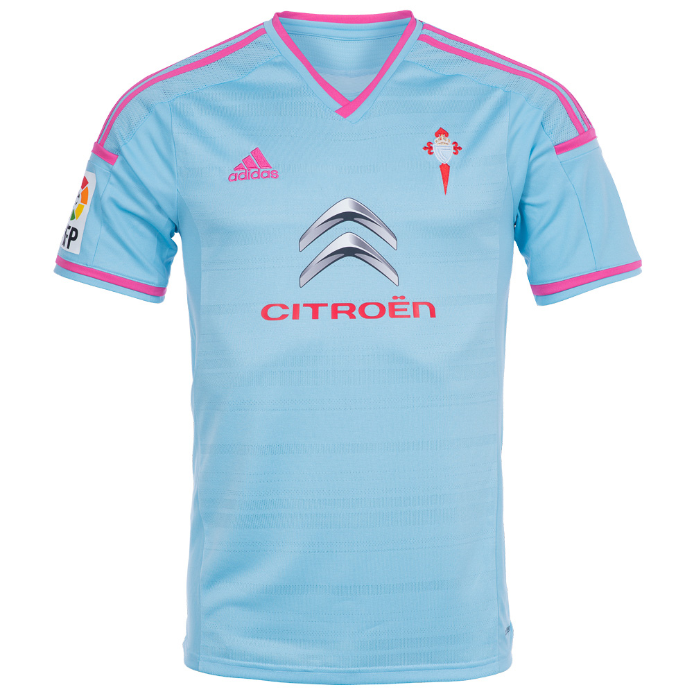 rc celta vigo adidas trikot heim ausw rts jersey away home. Black Bedroom Furniture Sets. Home Design Ideas