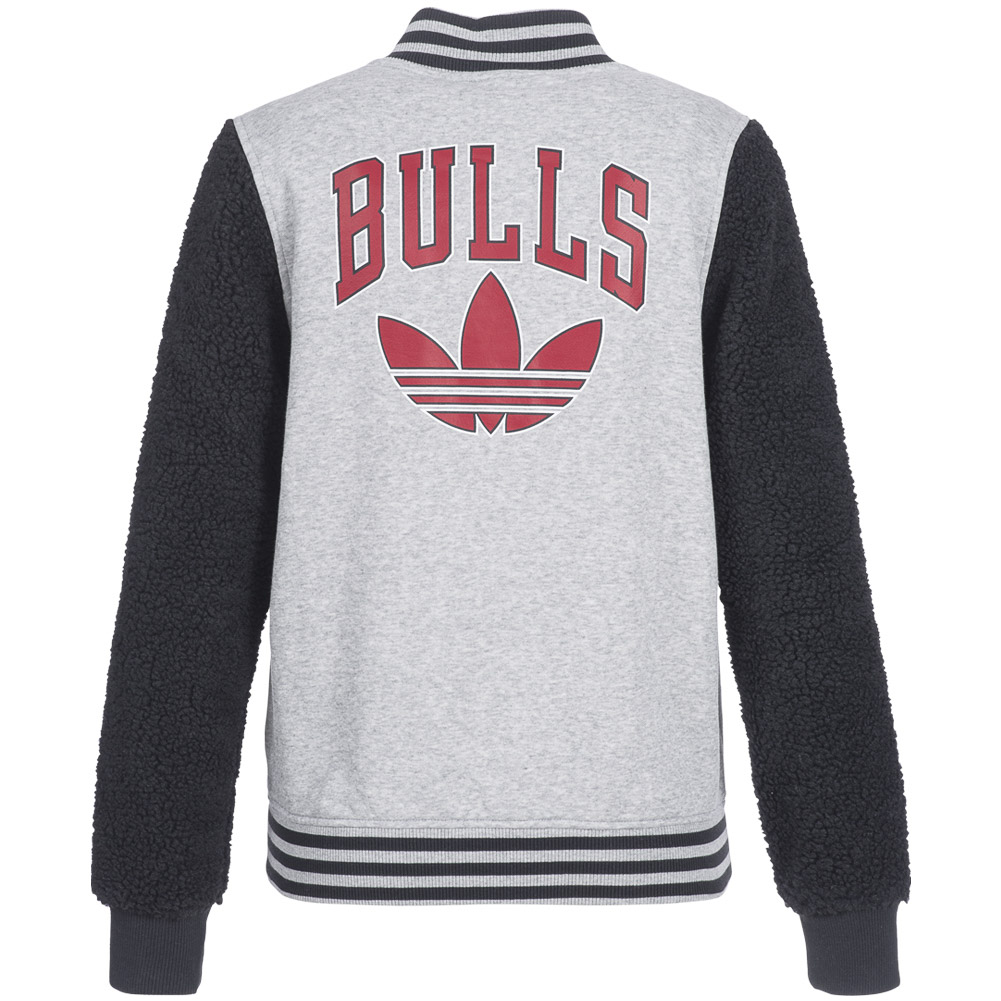 adidas originals womens college jacket chicago bulls. Black Bedroom Furniture Sets. Home Design Ideas