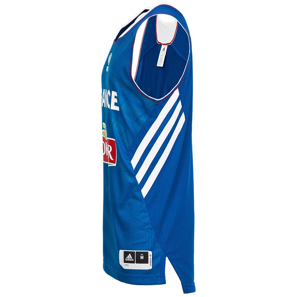 Details about Frankreich adidas Basketball Trikot Nationalmannschaft Jersey S M L XL 2XL neu