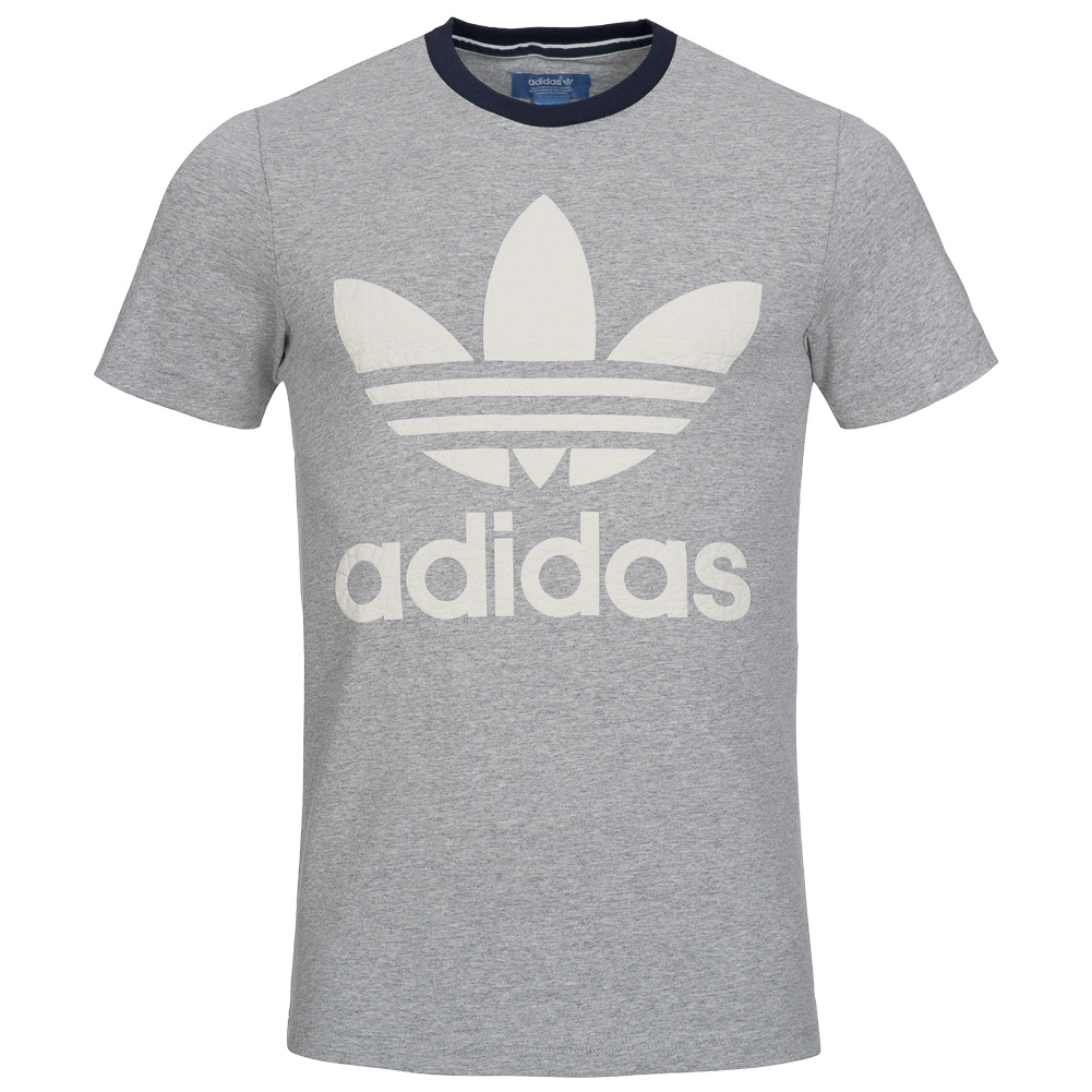 adidas originals mens t shirt casual tee 2xs xs s m l xl 2xl 3xl 4xl new. Black Bedroom Furniture Sets. Home Design Ideas