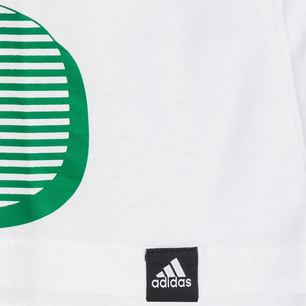 wei adidas performance linear logo tee herren t shirt z70752. Black Bedroom Furniture Sets. Home Design Ideas