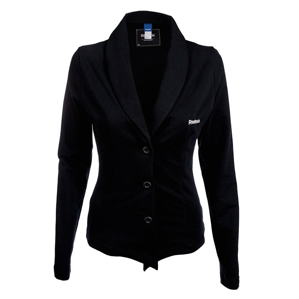 reebok sportliche damen blazer jacke s m sakko schicke. Black Bedroom Furniture Sets. Home Design Ideas