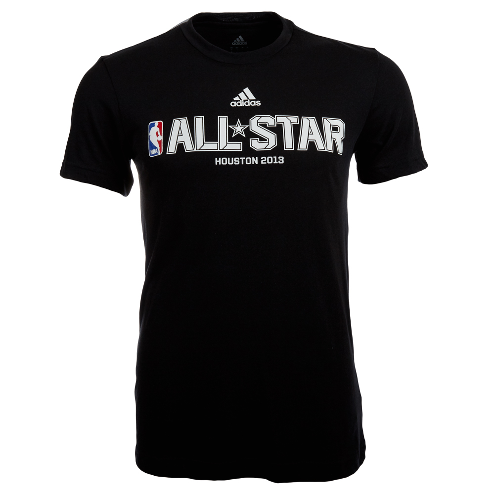 Nba Adidas All Star T Shirt Houston 2013 Basket Fan Shirt