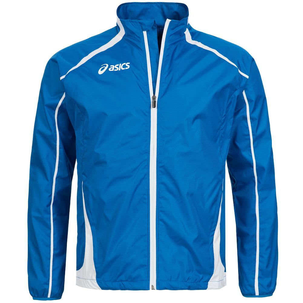 ASICS-Hommes-windbreaker-veste-t245z6-Colin-anorak-loisirs-training-sport