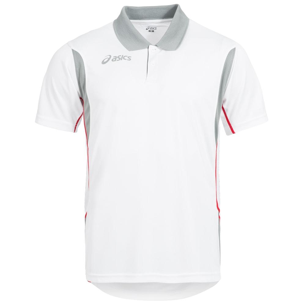ASICS-Herren-Polo-Shirt-Freizeit-Sport-Kurzarm-Poloshirt-Polo-Hemd-S-M-L-XL-XXL