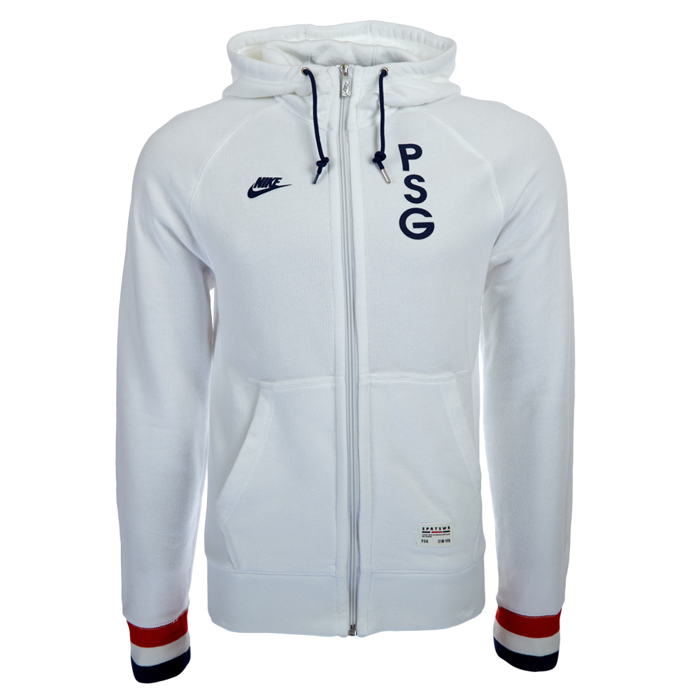 Psg-PARIS-Saint-Germain-Hoodie-Nike-547018-Zip-Hoody-S-M-L-XL-2XL-New