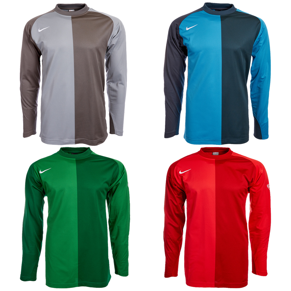 ef7c46602d Details about Nike Park Goalie Jersey 119823 Goalkeeper S M L XL 2XL Shirt  Keeper Tw New