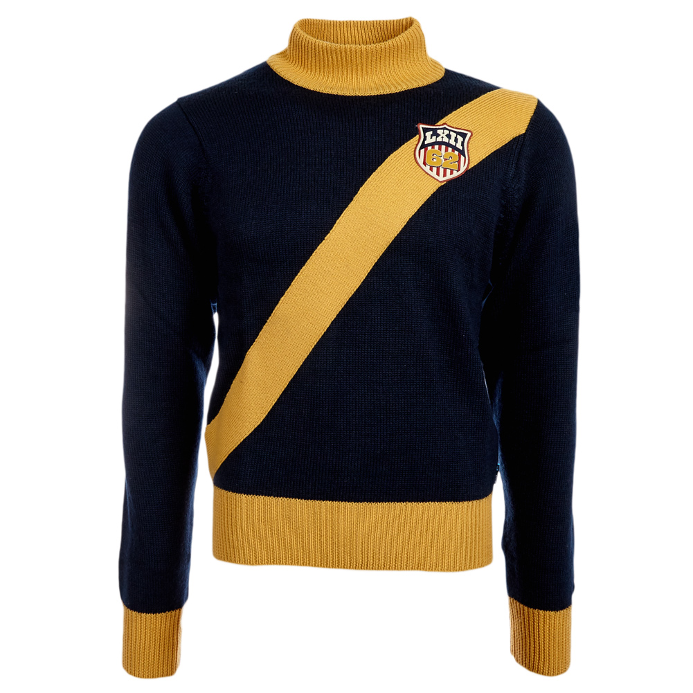 nike pullover homme tricot letterman 185308 401 pull col roul s m l xl neufs ebay. Black Bedroom Furniture Sets. Home Design Ideas