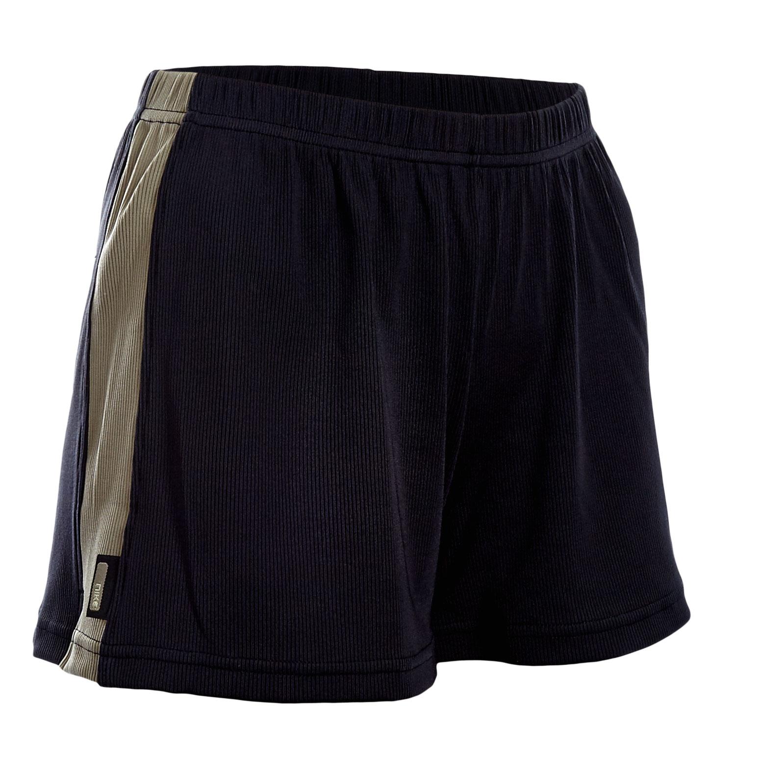 nike damen fitness mini shorts 222231 trainings short hose xs s m l xl neu ebay. Black Bedroom Furniture Sets. Home Design Ideas