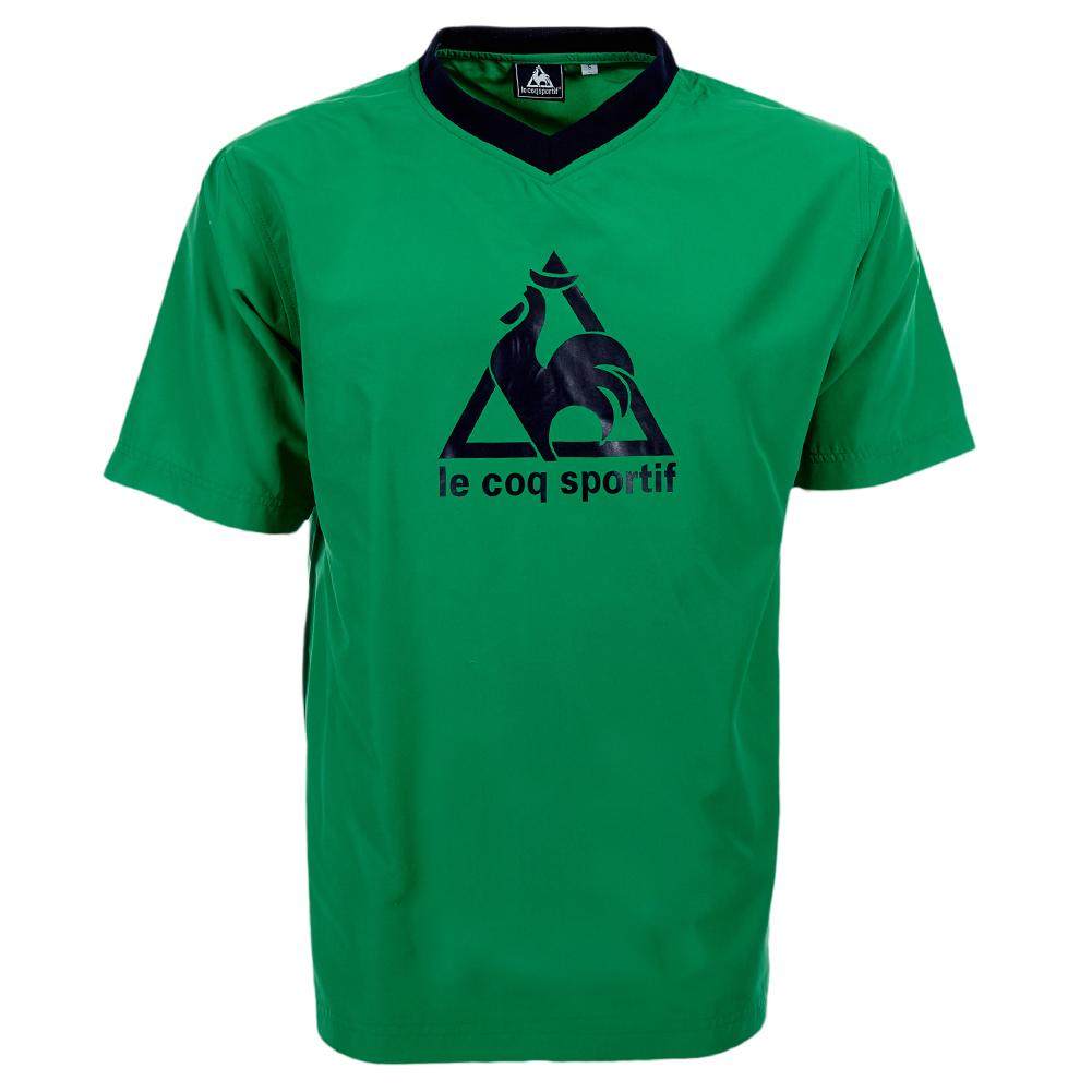 le coq sportif herren sport t shirt 54687484 freizeit tee. Black Bedroom Furniture Sets. Home Design Ideas