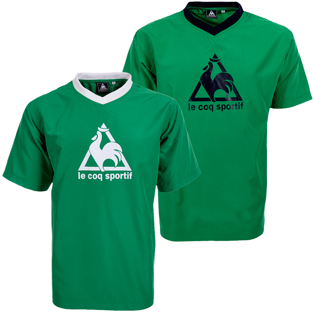Le coq sportif men 39 s sports t shirt leisure shirt jersey s for Simply for sports brand t shirts
