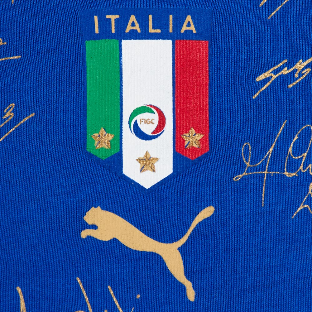 Italien puma gagnants tee vainqueur de la coupe du monde haut 733625 01 - Gagnant de la coupe du monde ...
