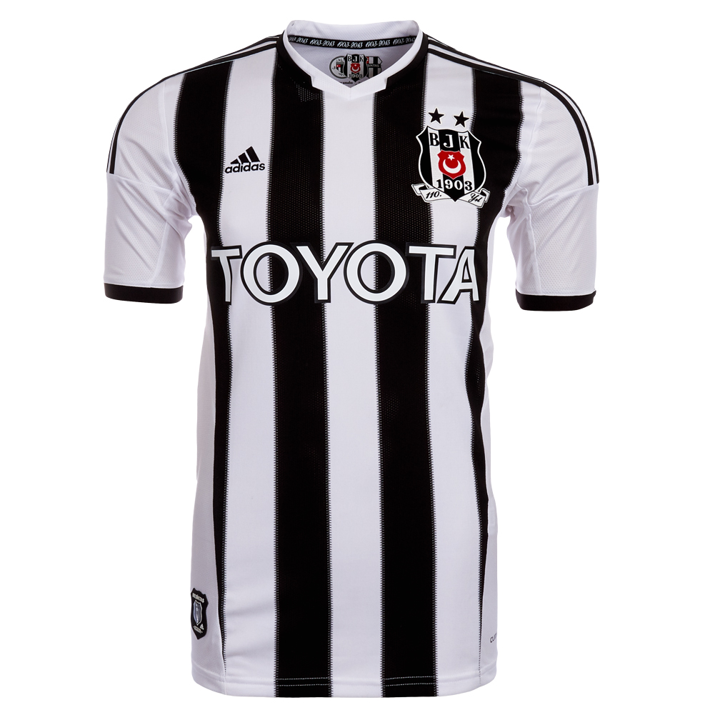 Besiktas Istanbul adidas Trikot Heim Süper Lig D03355 XS - 3XL BJK ...
