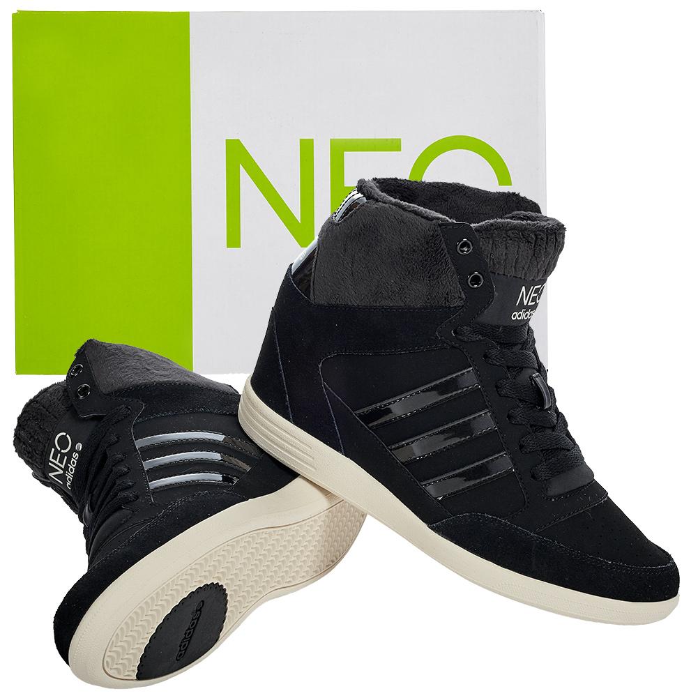 adidas neo weneo super wedge damen schuhe 36 37 38 39 40. Black Bedroom Furniture Sets. Home Design Ideas