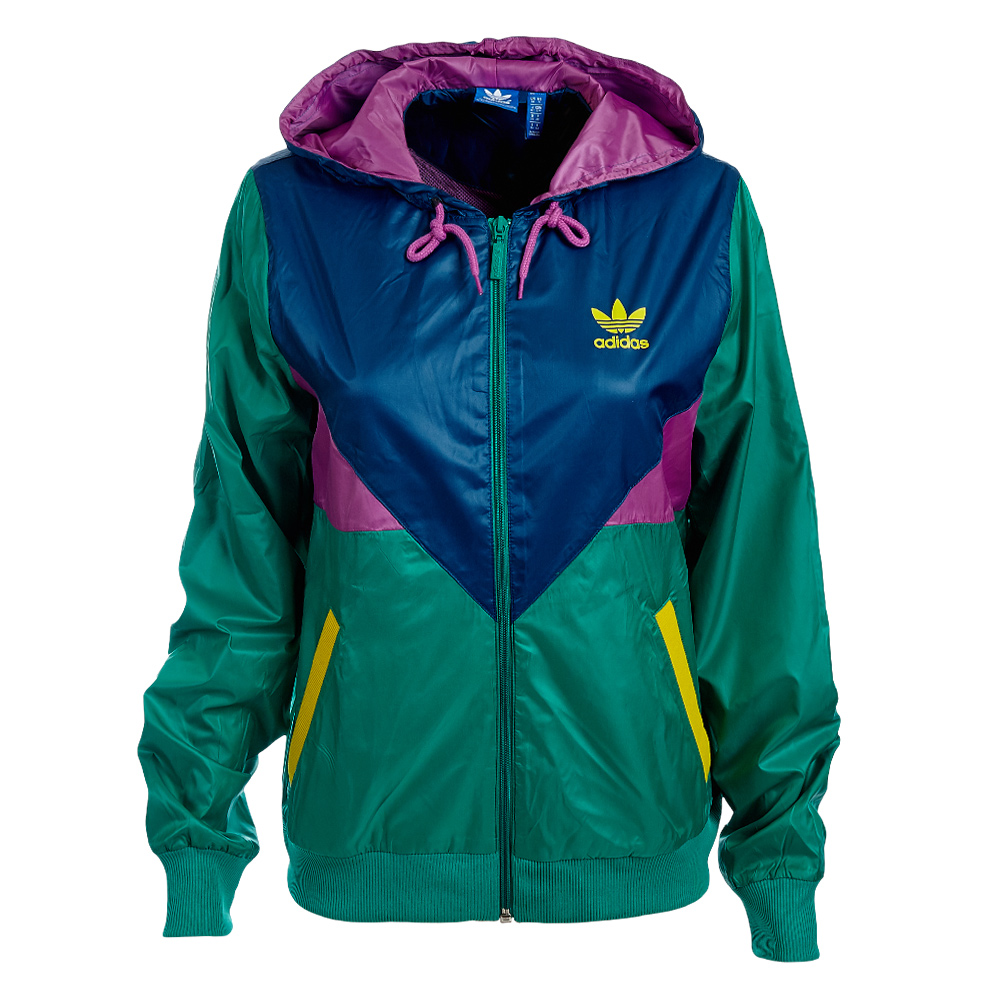 adidas originals colorado windbreaker women 39 s jacket size. Black Bedroom Furniture Sets. Home Design Ideas