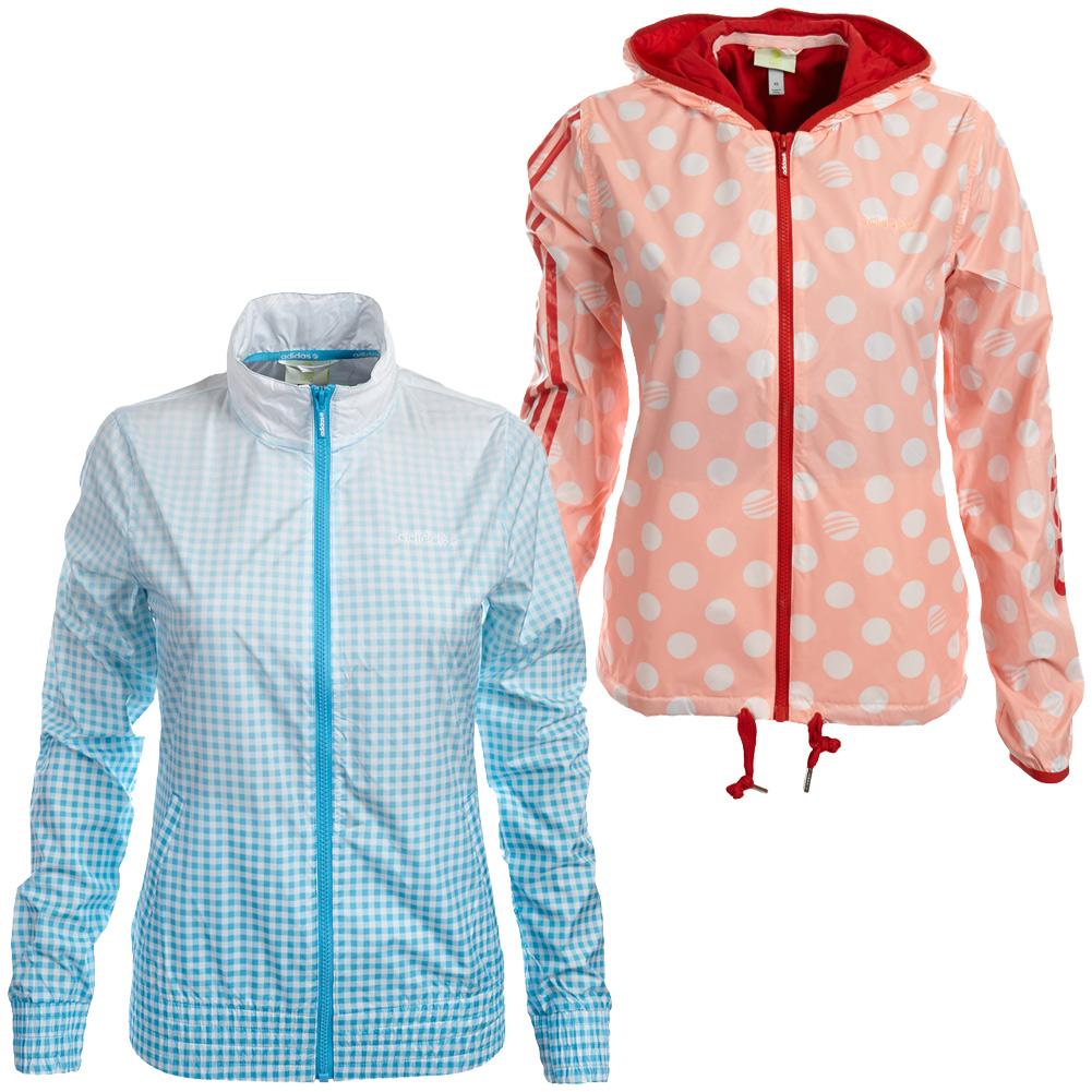 adidas neo windbreaker women 39 s jacket casual coat wind 2xs. Black Bedroom Furniture Sets. Home Design Ideas