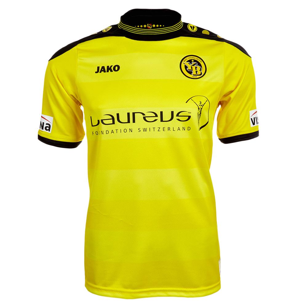 BSC Young Boys Bern Trikot Jako Heim Auswärts Shirt Home Away Jersey S - 2XL neu