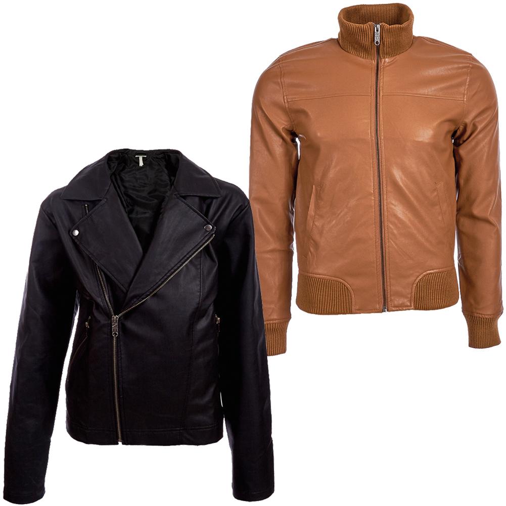 adidas neo faux leather jacket biker jacket men 39 s jacket. Black Bedroom Furniture Sets. Home Design Ideas