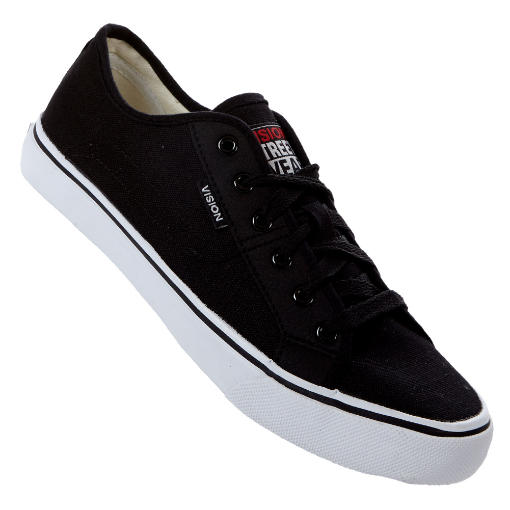 vision street wear herren skateboarding skater schuhe. Black Bedroom Furniture Sets. Home Design Ideas