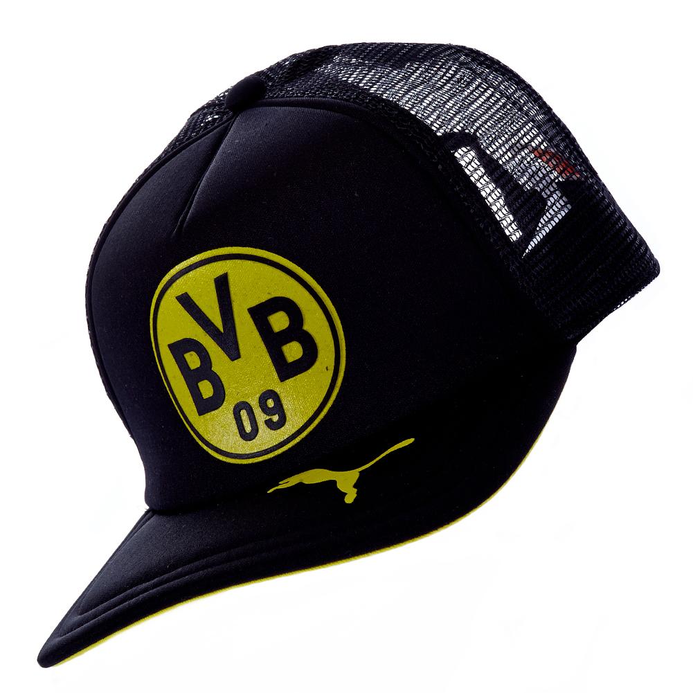 Bvb-09-PUMA-Borussia-Dortmund-Trucker-Hat-Kloppo-Cap