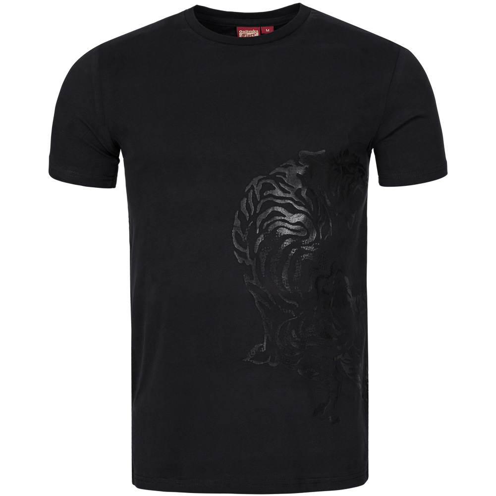 asics onitsuka tiger larger tiger tee freizeit herren t. Black Bedroom Furniture Sets. Home Design Ideas