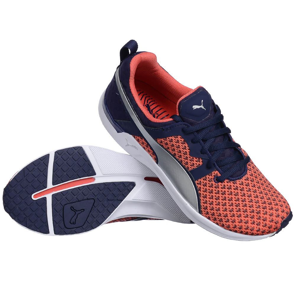 puma pulse xt geo sport damen fitness sneaker schuhe 187739 13 gr 36 rot neu ebay. Black Bedroom Furniture Sets. Home Design Ideas
